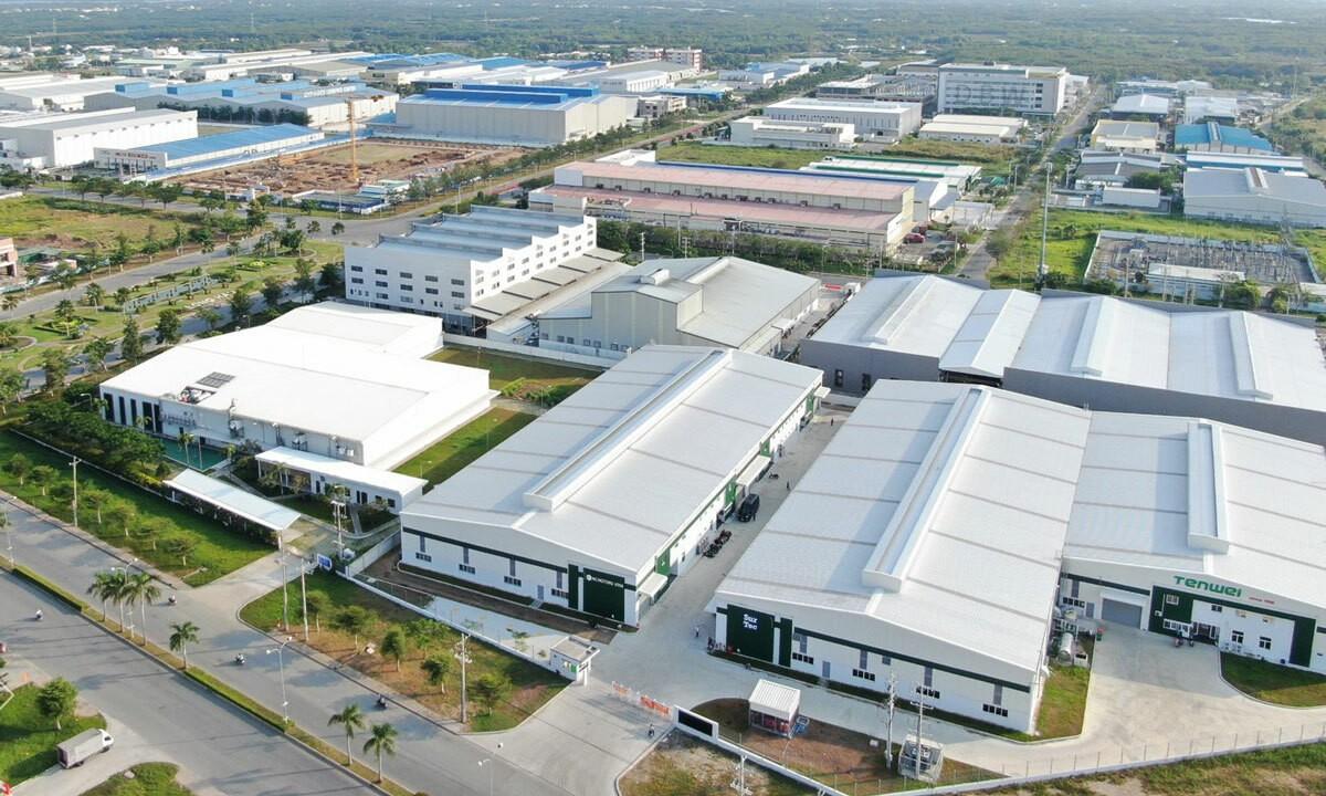 Cao su Phú Riềng được thực hiện cụm công nghiệp gần 33 ha tại Bình Phước - Ảnh 1.