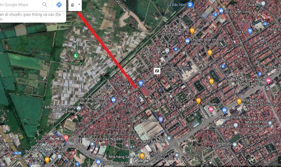 Thẳng tiến trên đường lên TP trực thuộc TW, đầu tư hạ tầng giao thông của Bắc Ninh có gì nổi bật 5 năm tới? - Ảnh 4.