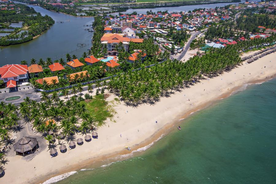 NovaGroup nghiên cứu đầu tư Khu đô thị sinh thái biển ở Quảng Nam - Ảnh 1.