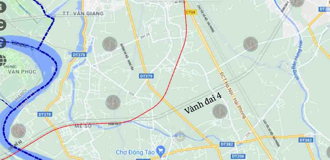 Hà Nội dồn lực làm vành đai 4, Bắc Ninh, Hưng Yên cũng hưởng lợi - Ảnh 8.