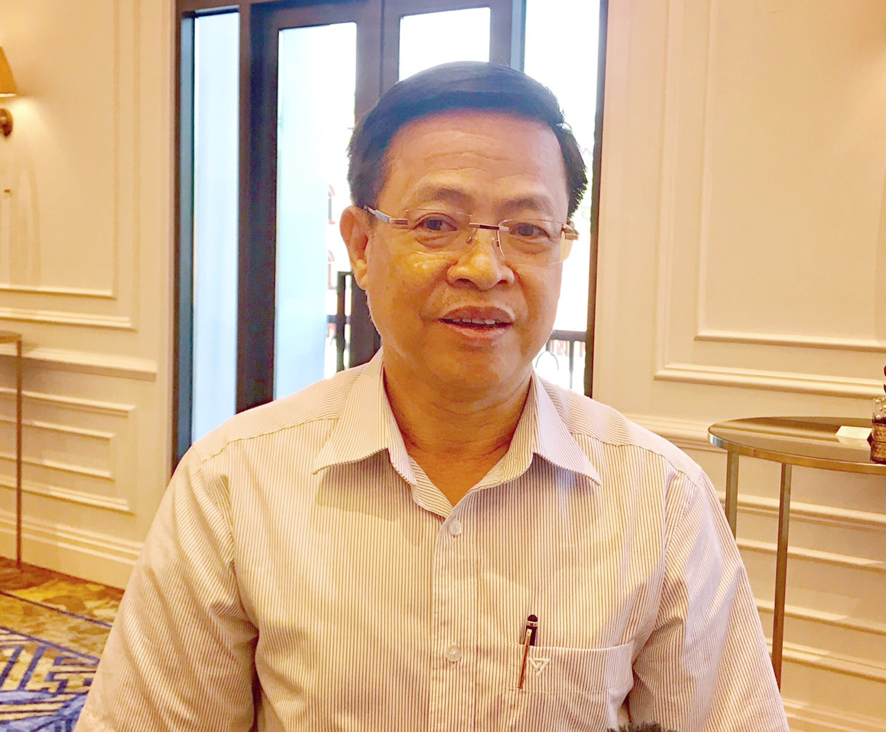 Chủ tịch giày Gia Định: Mất hàng chục triệu USD vì nhà máy đóng cửa, mong mõi ngày mở cửa trở lại - Ảnh 1.