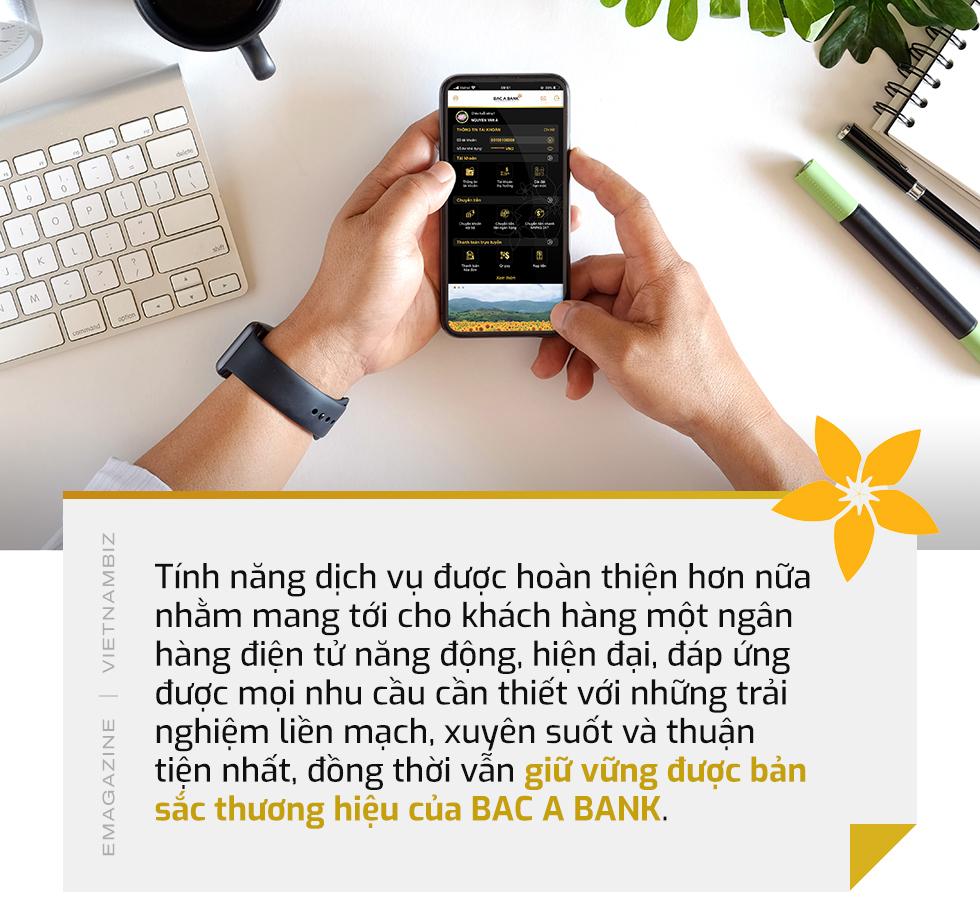 Ra mắt ngân hàng số với nhiều tính năng, Bac A Bank không ngừng hoàn thiện trong chặng đường 27 năm phát triển - Ảnh 1.