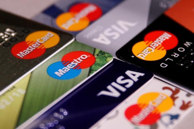 Mỹ: Nợ qua thẻ tín dụng gia tăng trở lại sau bốn quý giảm liên tiếp - Ảnh 1.