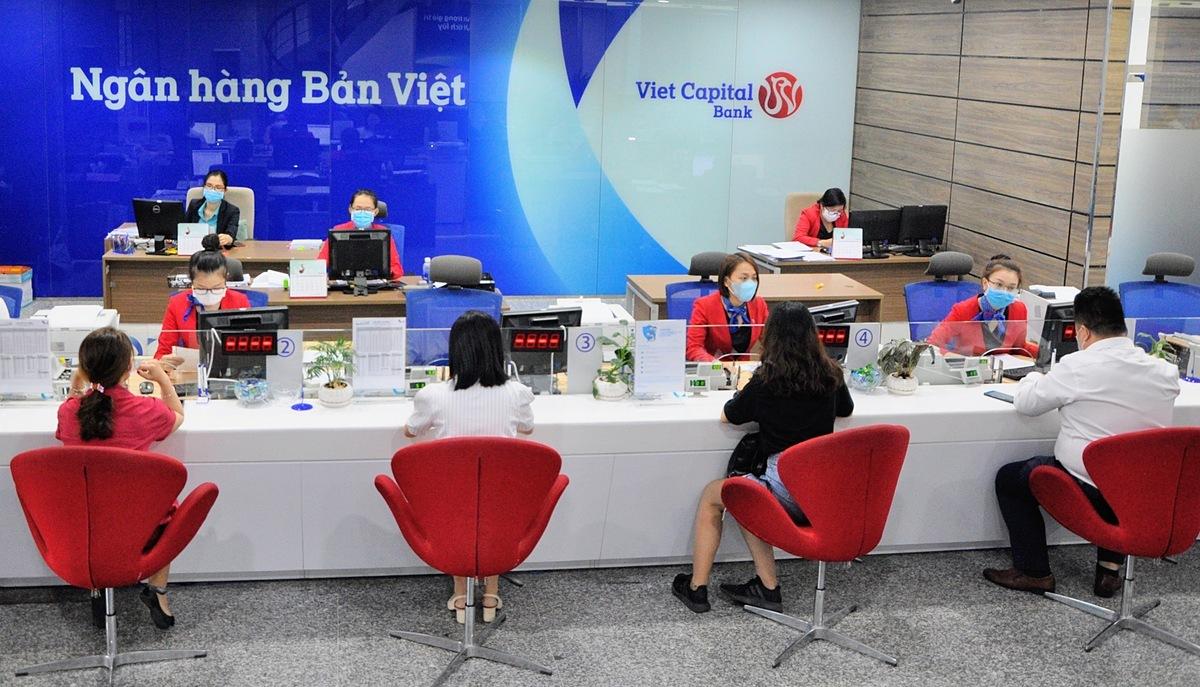 Sacombank đấu giá khoản nợ nghìn tỷ được đảm bảo bằng gần 41 triệu cổ phiếu BVB của Ngân hàng Bản Việt - Ảnh 1.