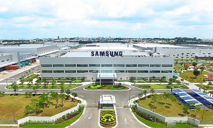 Samsung đang xây dựng trung tâm R&D quy mô 220 triệu USD tại Hà Nội  - Ảnh 1.