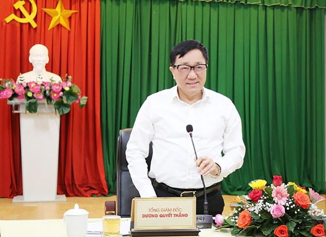 Ông Dương Quyết Thắng tiếp tục giữ chức vụ Tổng Giám đốc Ngân hàng Chính sách xã hội - Ảnh 1.