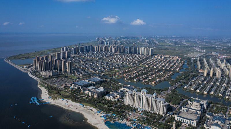 Tin vào sản phẩm đầu tư lãi suất cao, nhà đầu tư nhỏ lẻ Trung Quốc điêu đứng vì 'bom nợ' Evergrande - Ảnh 1.