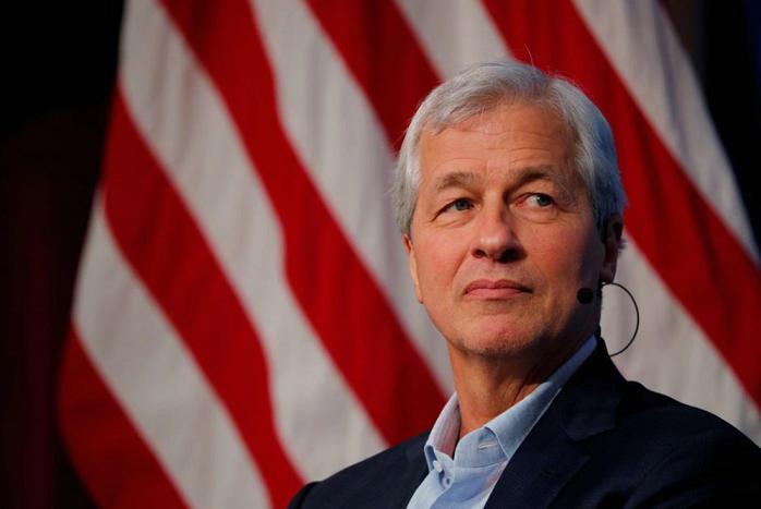 Jamie Dimon: JPMorgan đang chuẩn bị cho kịch bản Mỹ vỡ nợ - Ảnh 1.