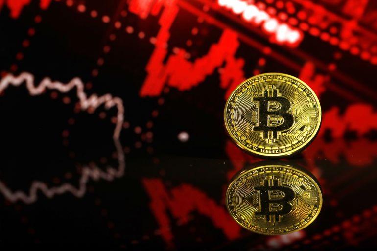 Bitcoin có đang rớt khỏi vị trí hàng đầu thị trường tiền ảo? - Ảnh 1.