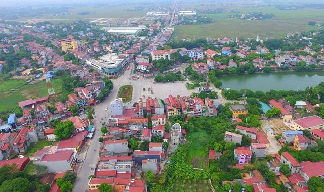 Bắc Giang công bố thêm ba dự án gần 100 ha  - Ảnh 1.