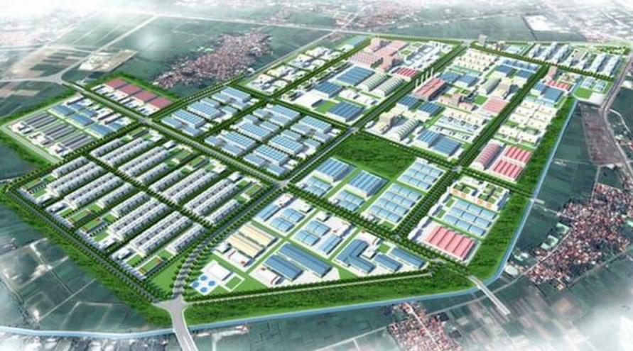 Doanh nghiệp Thái Lan tài trợ lập quy hoạch KCN hơn 700 ha tại Thanh Hóa - Ảnh 1.