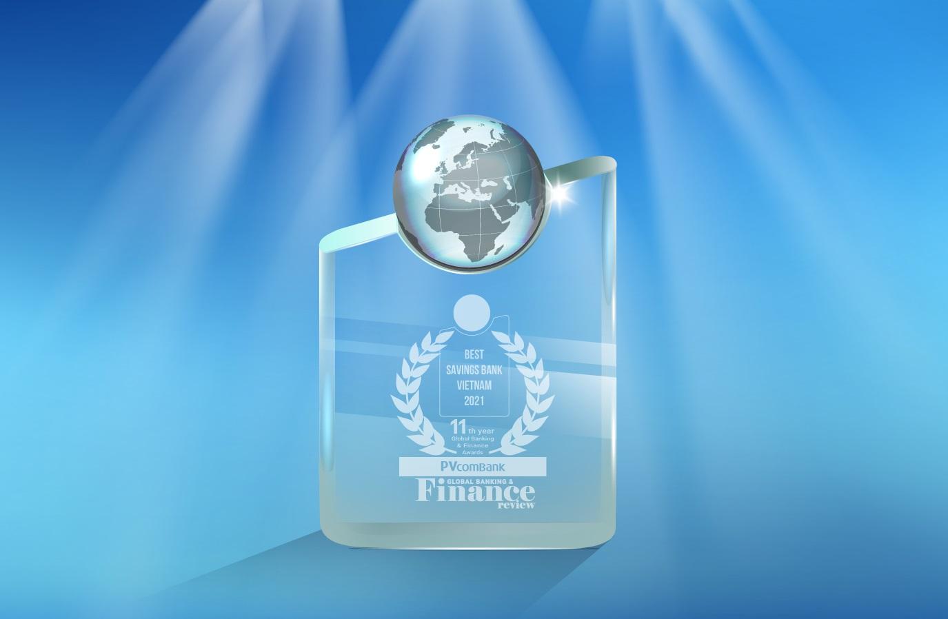 PVcomBank tiếp tục khẳng định vị thế trên thị trường bằng ba giải thưởng quốc tế - Ảnh 1.