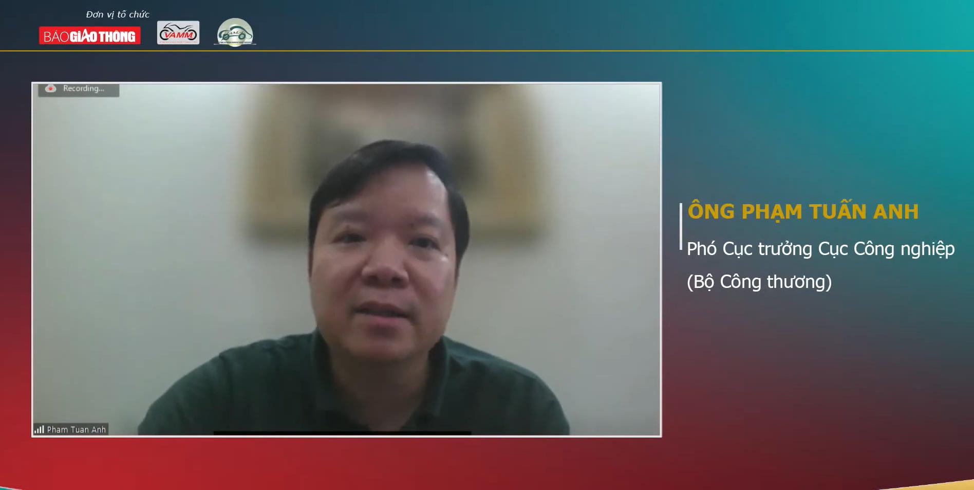 Bộ Công Thương: GDP bình quân đầu người ở Việt Nam khiến sở hữu ô tô chạy xăng còn khó chứ đừng nói đến xe điện - Ảnh 2.
