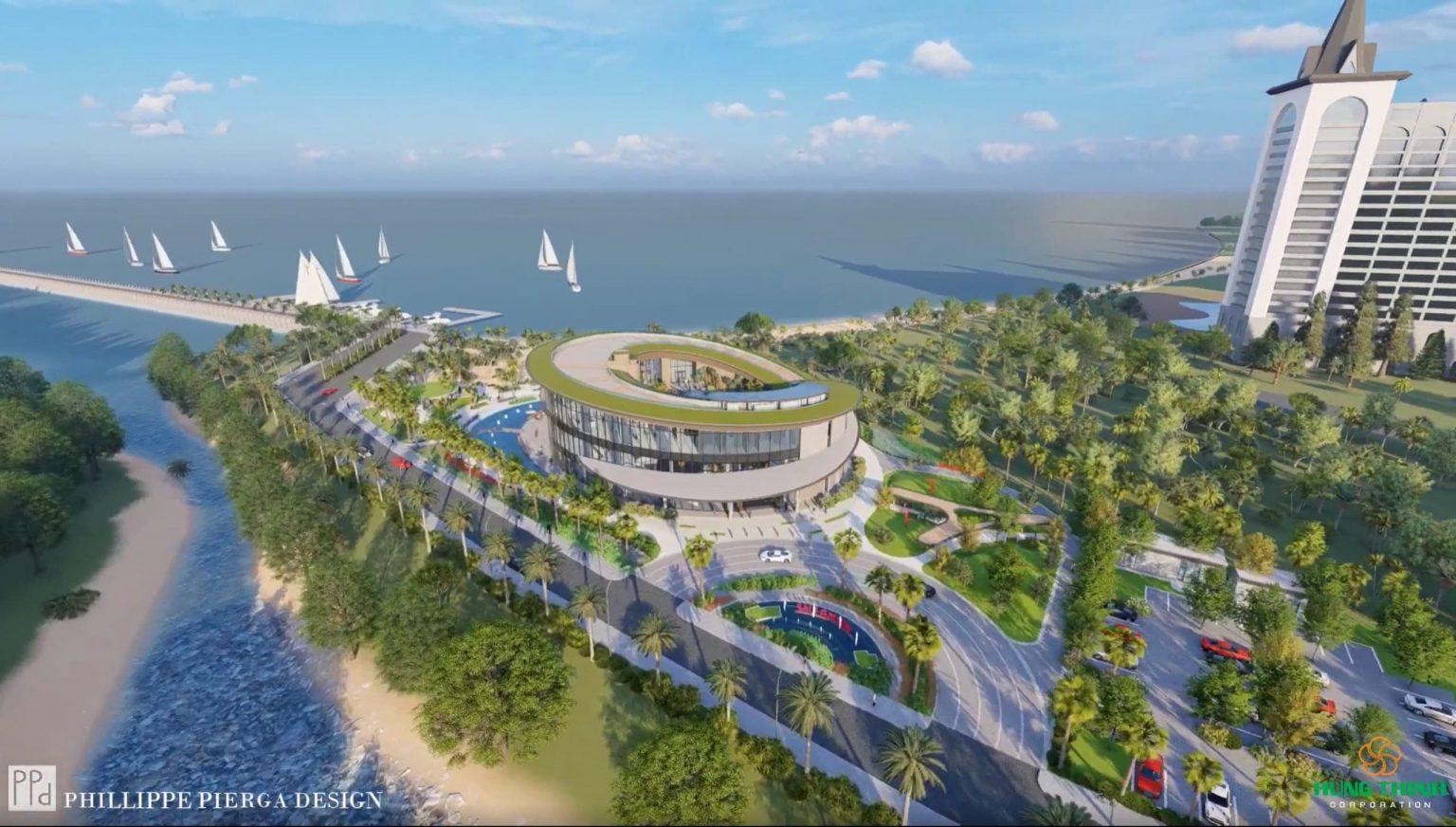 Hưng Thịnh muốn đầu tư dự án mở rộng Khu du lịch Hải Giang Merry Land hơn 1.800 tỷ - Ảnh 1.