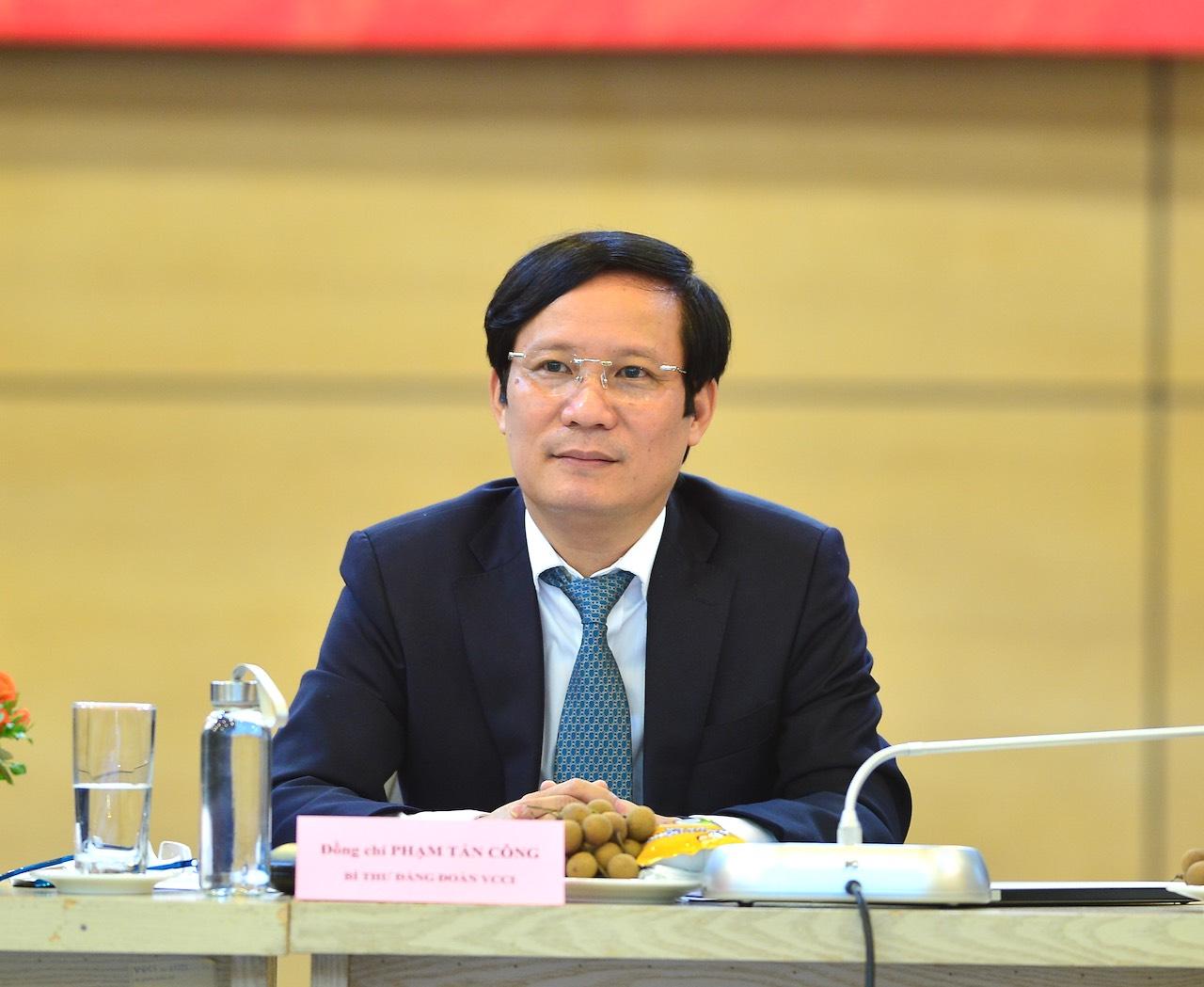 VCCI có tân chủ tịch - Ảnh 1.