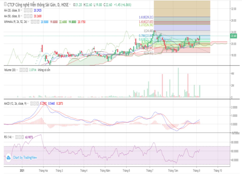 Cổ phiếu tâm điểm 9/9: TPB, MSH, SGT - Ảnh 4.