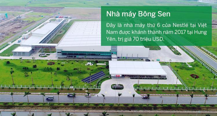 Nestlé sẽ rót thêm 130 triệu USD vào Việt Nam, biến nhà máy Trị An thành lớn nhất thế giới của Nestlé - Ảnh 2.