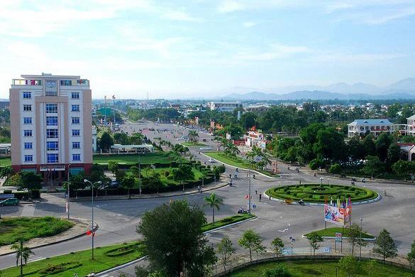 FLC nghiên cứu đầu tư khu đô thị, sân golf ở Tam Kỳ, Quảng Nam