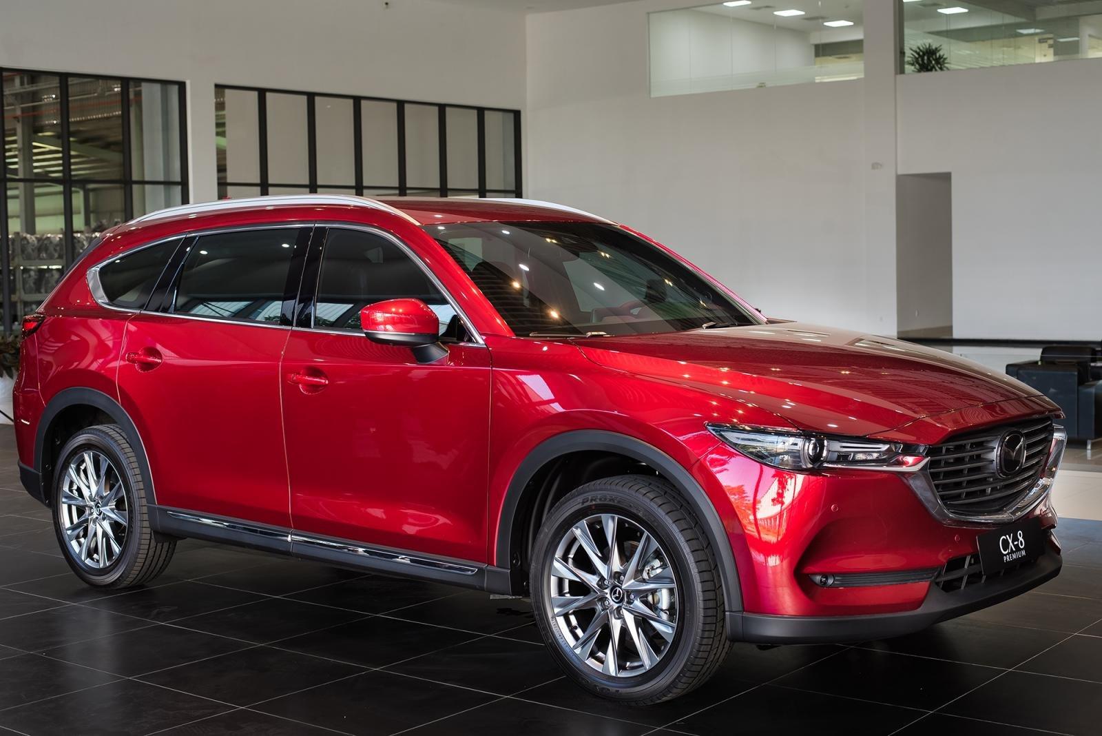 Bảng giá xe ô tô Mazda tháng 9/2021: Ra mắt phiên bản mới BT-50, giá khởi điểm 659 triệu đồng - Ảnh 1.