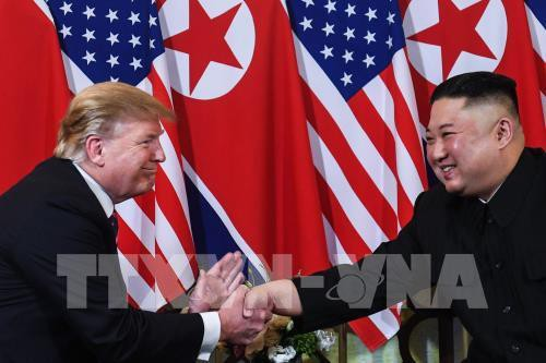 Mỹ xác nhận nối lại đàm phán hạt nhân với Triều Tiên - Ảnh 1.