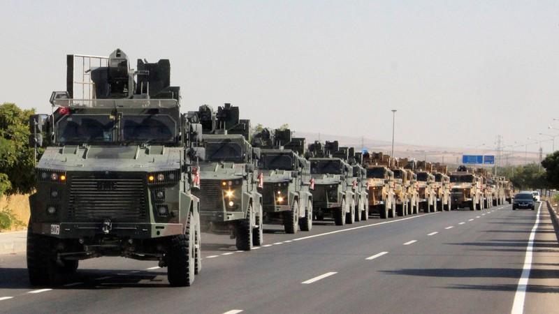 Thổ Nhĩ Kỳ nêu lí do tấn công Syria - Ảnh 1.