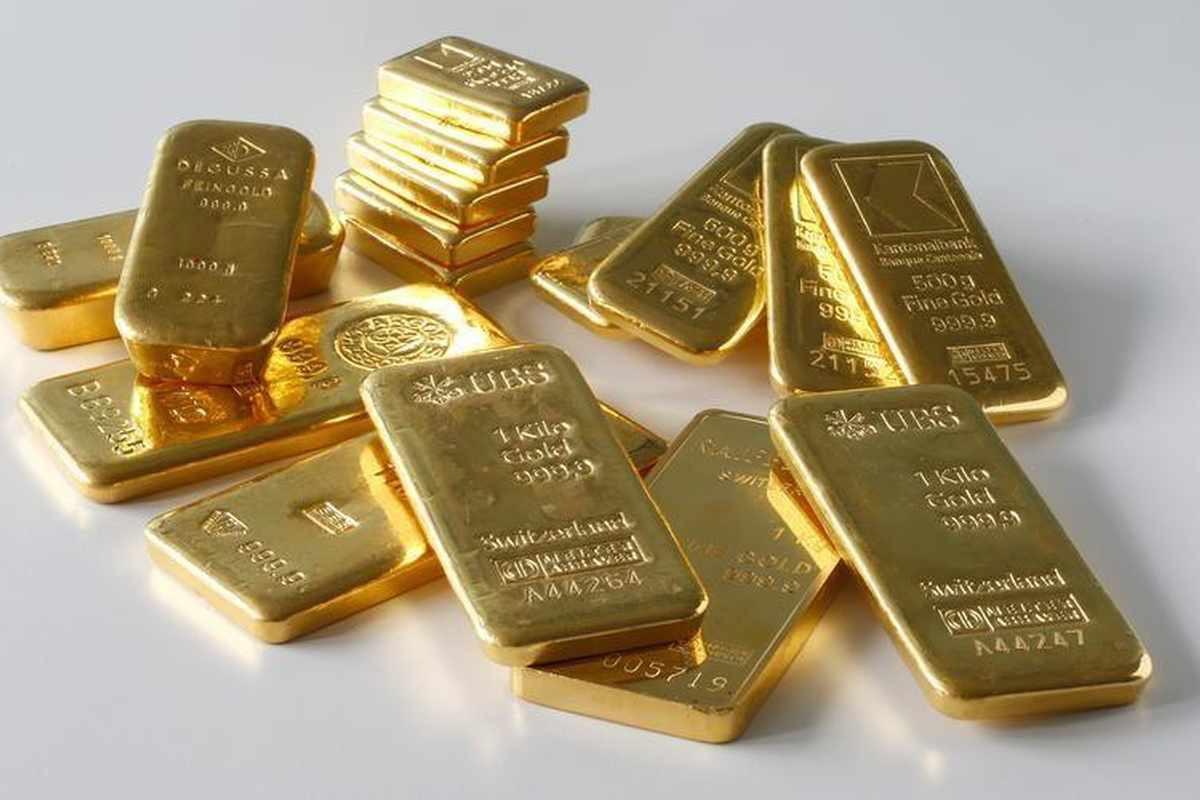 Giá vàng hôm nay 24/4: Biến động trên thị trường quốc tế - Ảnh 1.