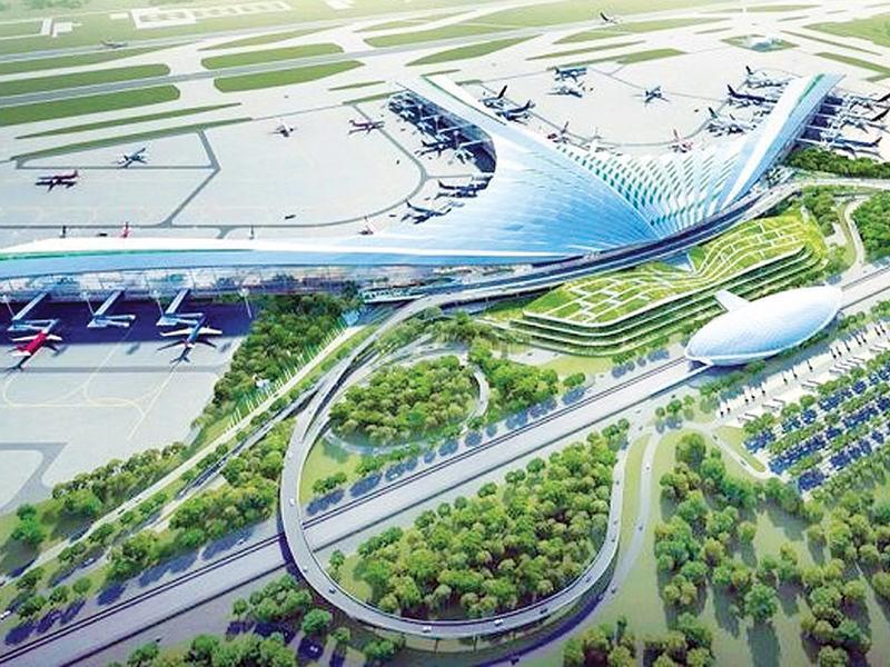 Đề xuất ACV đóng vai chính tại siêu dự án sân bay Long Thành - Ảnh 1.