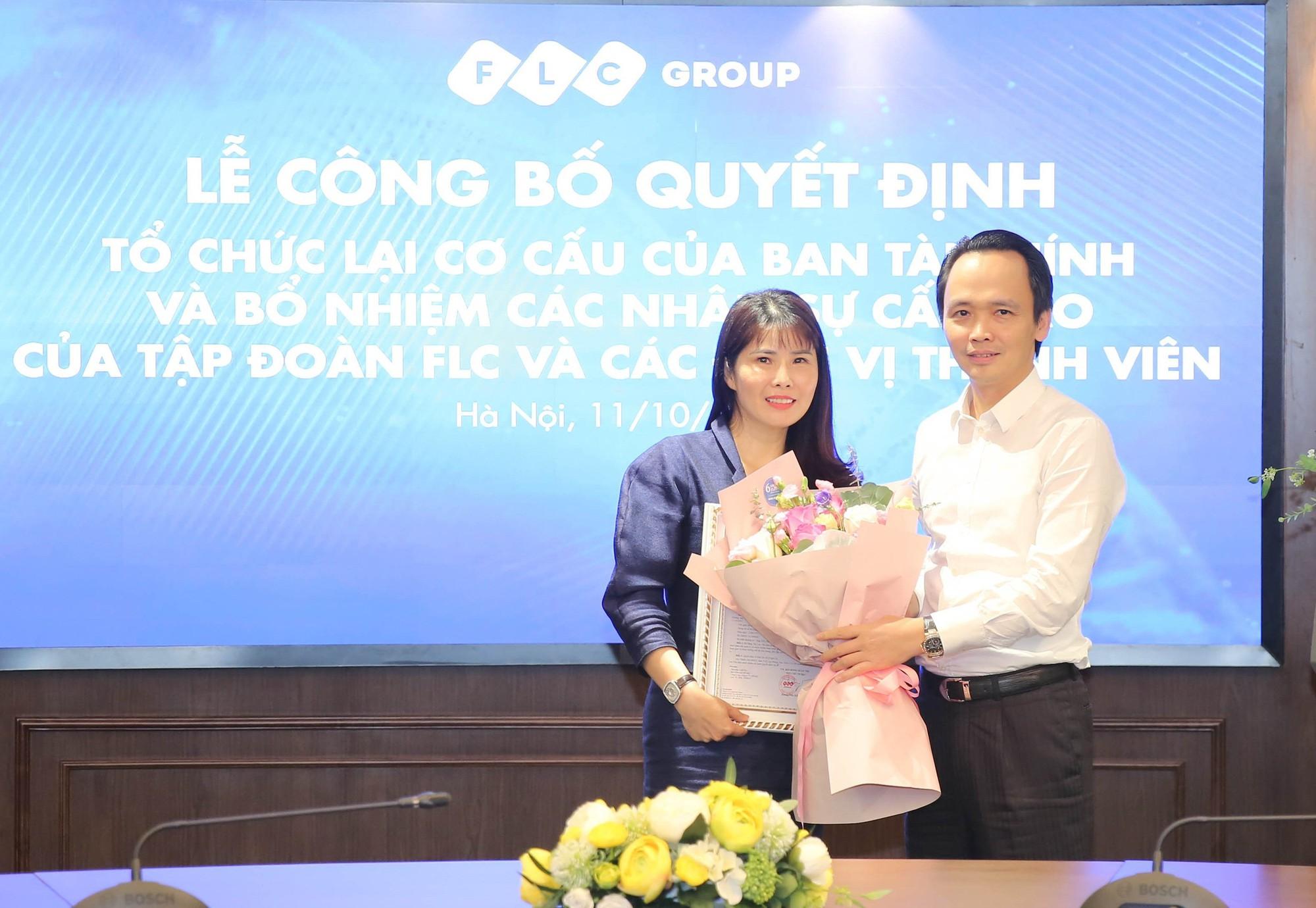 Cựu Phó TGĐ Sunshine Group gia nhập Tập đoàn FLC - Ảnh 1.