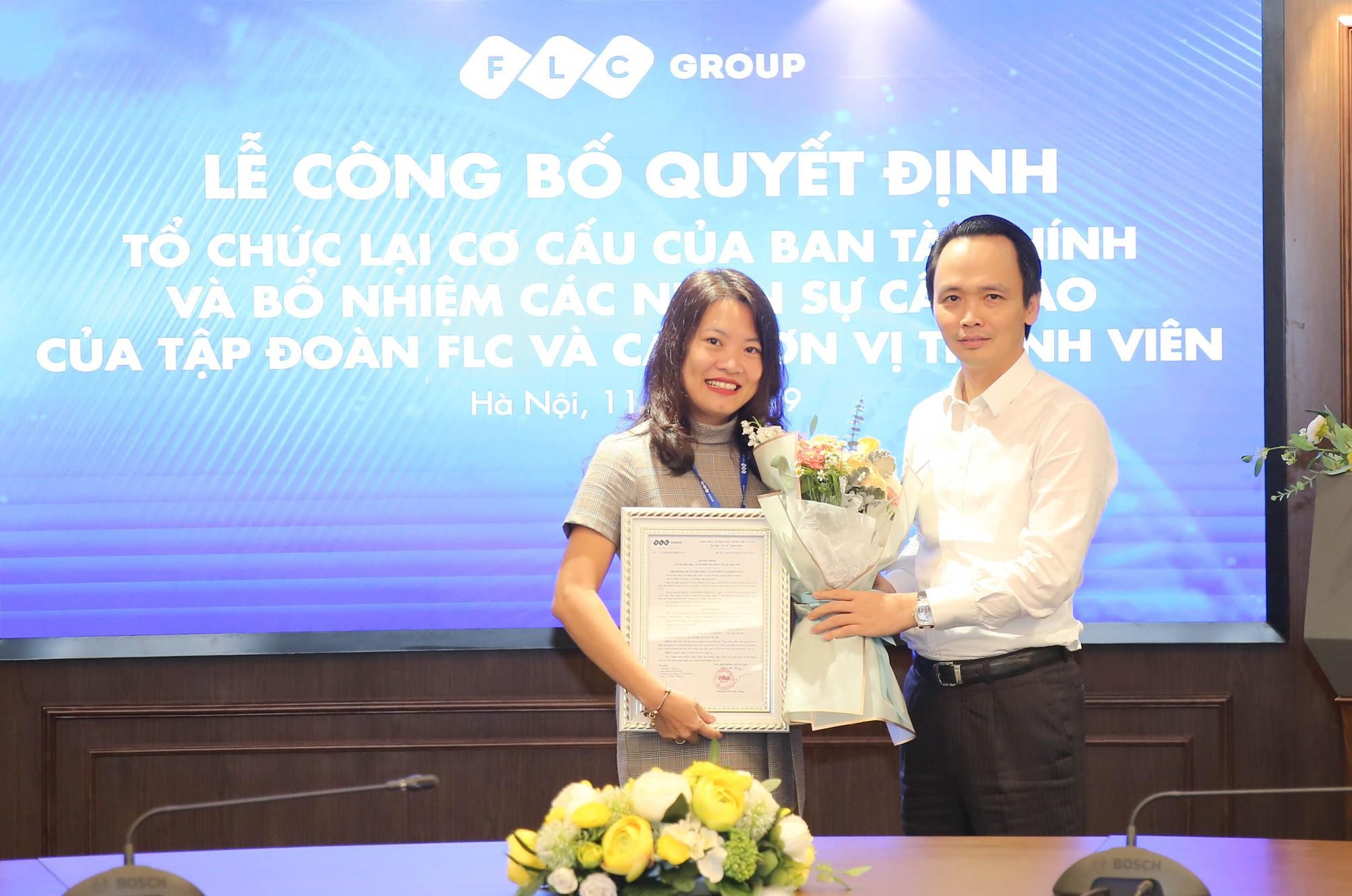 Cựu Phó TGĐ Sunshine Group gia nhập Tập đoàn FLC - Ảnh 2.