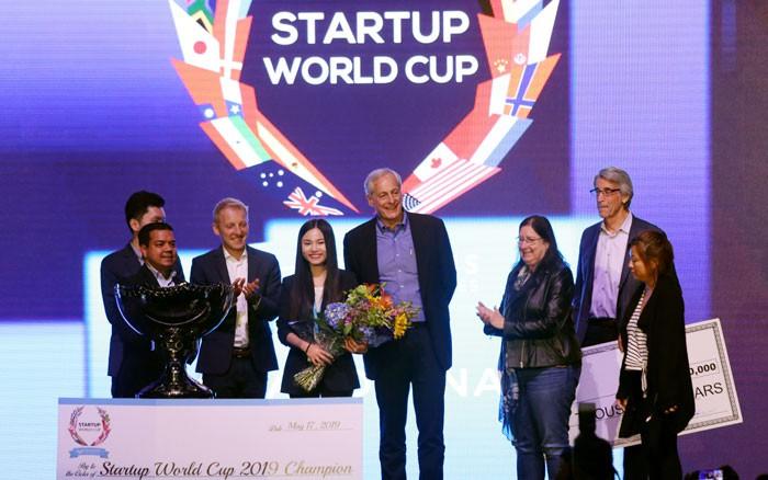 Startup Việt ra biển lớn - Ảnh 1.