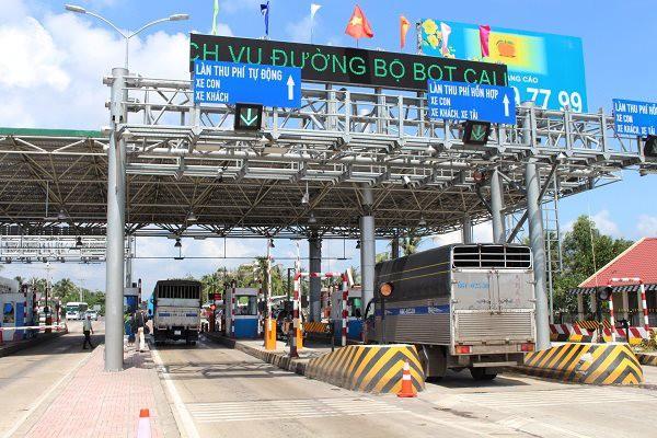 Tiền Giang đồng ý xây thêm trạm BOT trên tuyến tránh Cai Lậy - Ảnh 1.