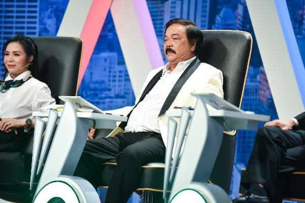 Bất ngờ tham gia show truyền hình Whose Chance, doanh nhân Trần Quí Thanh tìm tài năng cho Tân Hiệp Phát - Ảnh 3.