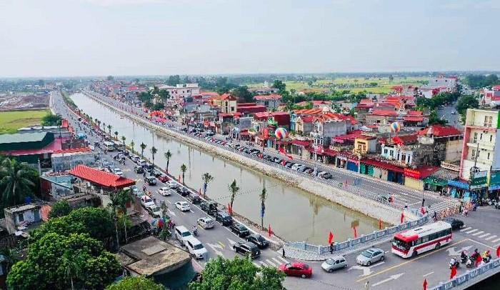 Cận cảnh tuyến đường gần 1.300 tỉ đồng vừa khánh thành ở Hải Phòng - Ảnh 3.