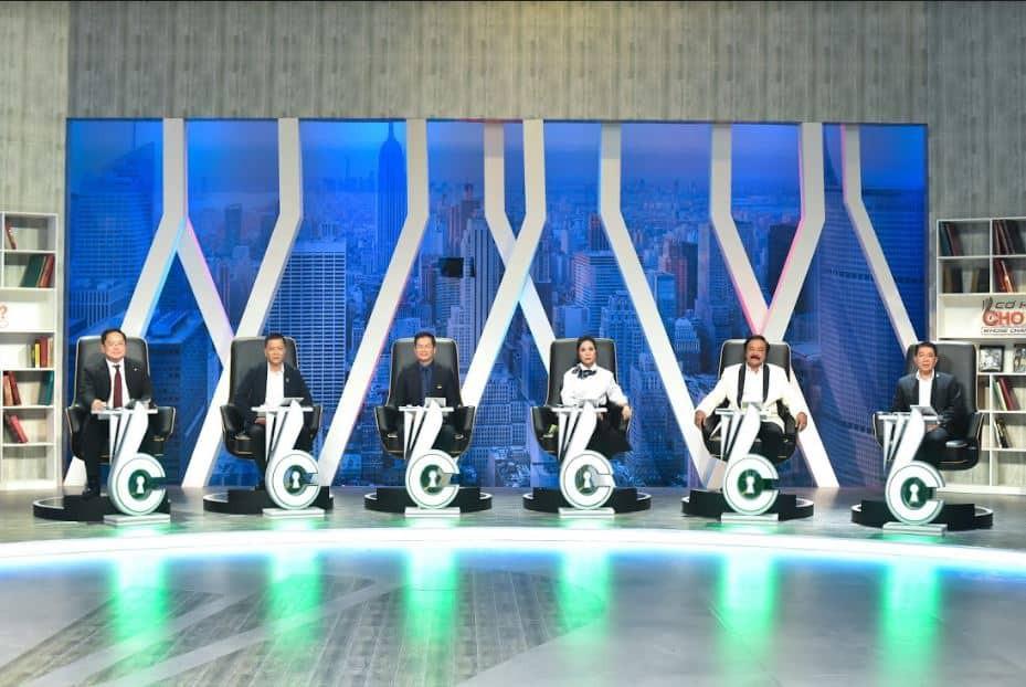 Bất ngờ tham gia show truyền hình Whose Chance, doanh nhân Trần Quí Thanh tìm tài năng cho Tân Hiệp Phát - Ảnh 5.
