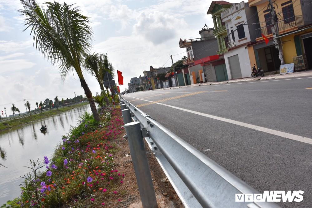 Cận cảnh tuyến đường gần 1.300 tỉ đồng vừa khánh thành ở Hải Phòng - Ảnh 8.