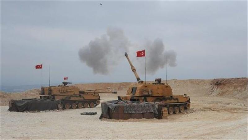 Mỹ trừng phạt Thổ Nhĩ Kỳ vì chiến dịch quân sự ở Bắc Syria - Ảnh 1.