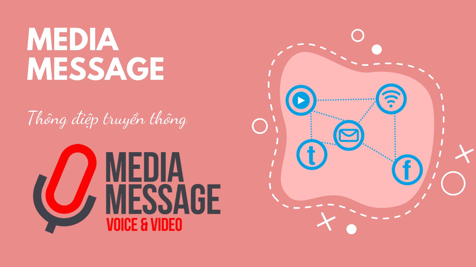 Kết quả hình ảnh cho thông điệp truyền thông là gì