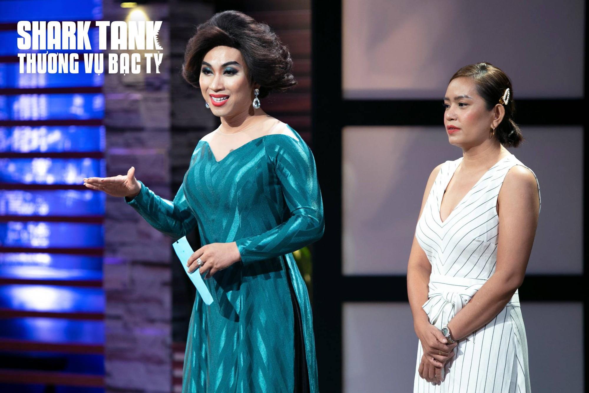 Ca sĩ lô tô khiến nữ doanh nhân Đỗ Kim Liên đầu tư 'phi lợi nhuận' trên Shark Tank Việt Nam - Ảnh 1.