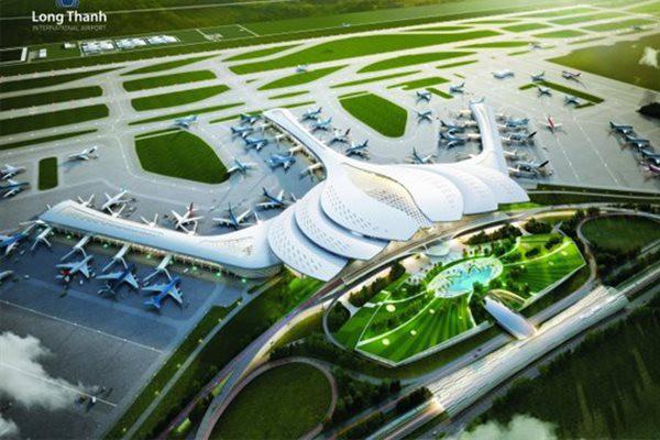 Tháo gỡ khó khăn để sớm khởi công sân bay Long Thành - Ảnh 1.