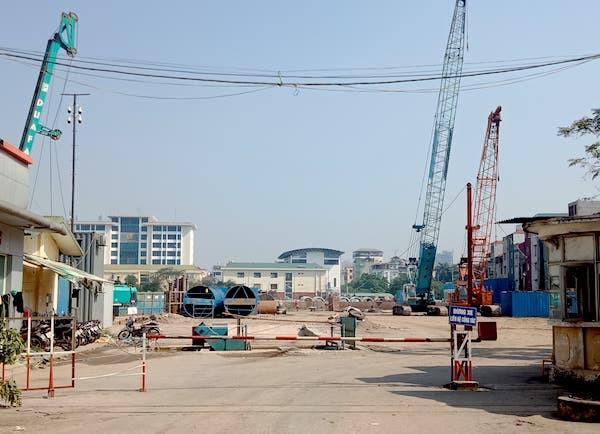 Đất cơ quan, xí nghiệp sau di dời (KỲ II): Phải cấm xây cao ốc - Ảnh 1.