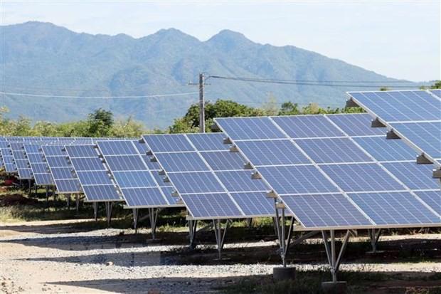 Loay hoay phát triển điện Mặt Trời áp mái tại Ninh Thuận - Ảnh 2.