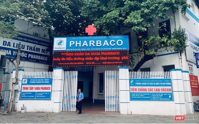 Điểm lại một số thương vụ trúng thầu thuốc bệnh viện của Pharbaco - Ảnh 1.