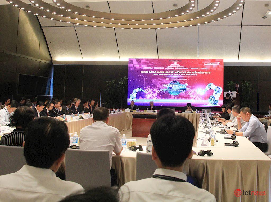 80% doanh nghiệp sản xuất tại Việt Nam chưa chuẩn bị nguồn lực cho chuyển đổi số - Ảnh 2.