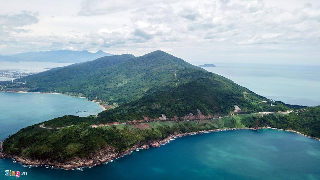 Cảnh đìu hiu ở 2 dự án trên bán đảo Sơn Trà bị đề nghị điều tra - Ảnh 1.