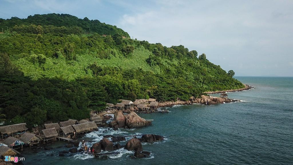 Cảnh đìu hiu ở 2 dự án trên bán đảo Sơn Trà bị đề nghị điều tra - Ảnh 3.