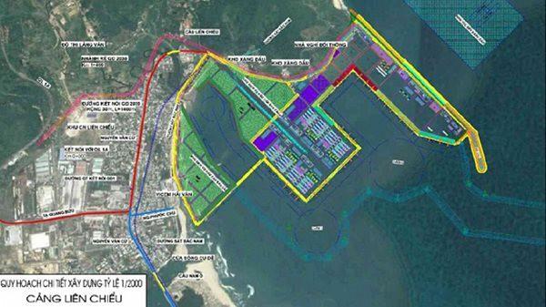 Đà Nẵng liệu có bỏ cảng Liên Chiểu, phát triển cảng Tiên Sa? - Ảnh 1.