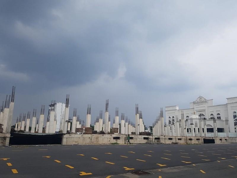 Chủ đầu tư công trình trăm tỉ không phép ở Biên Hòa lên tiếng - Ảnh 1.