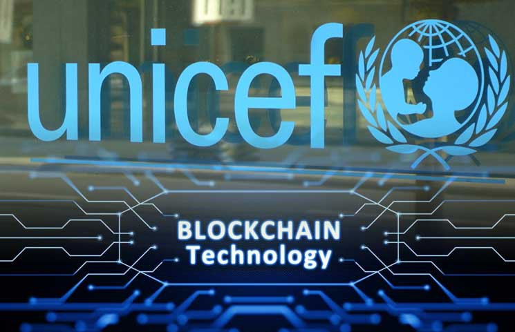 UNICEF-Plans-to-Invest-100000-In-Six-Different-Companies-to-Progress-Blockchain