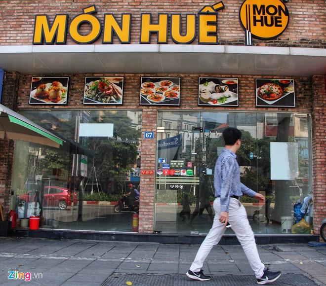 Món Huế Trần Duy Hưng chịu mất 450 triệu tiền thuê mặt bằng - Ảnh 1.