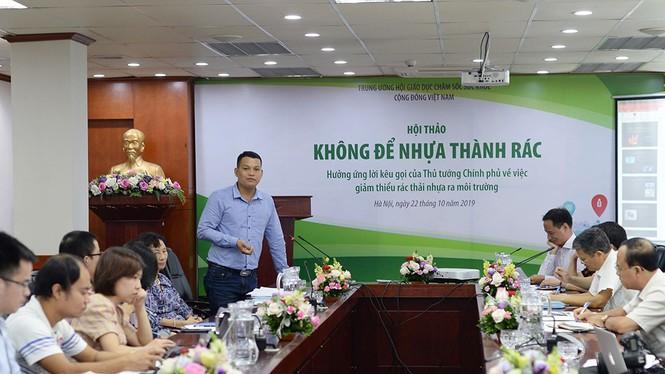 Coi rác thải nhựa là tài nguyên, Việt Nam sẽ thu về hàng tỉ USD - Ảnh 1.